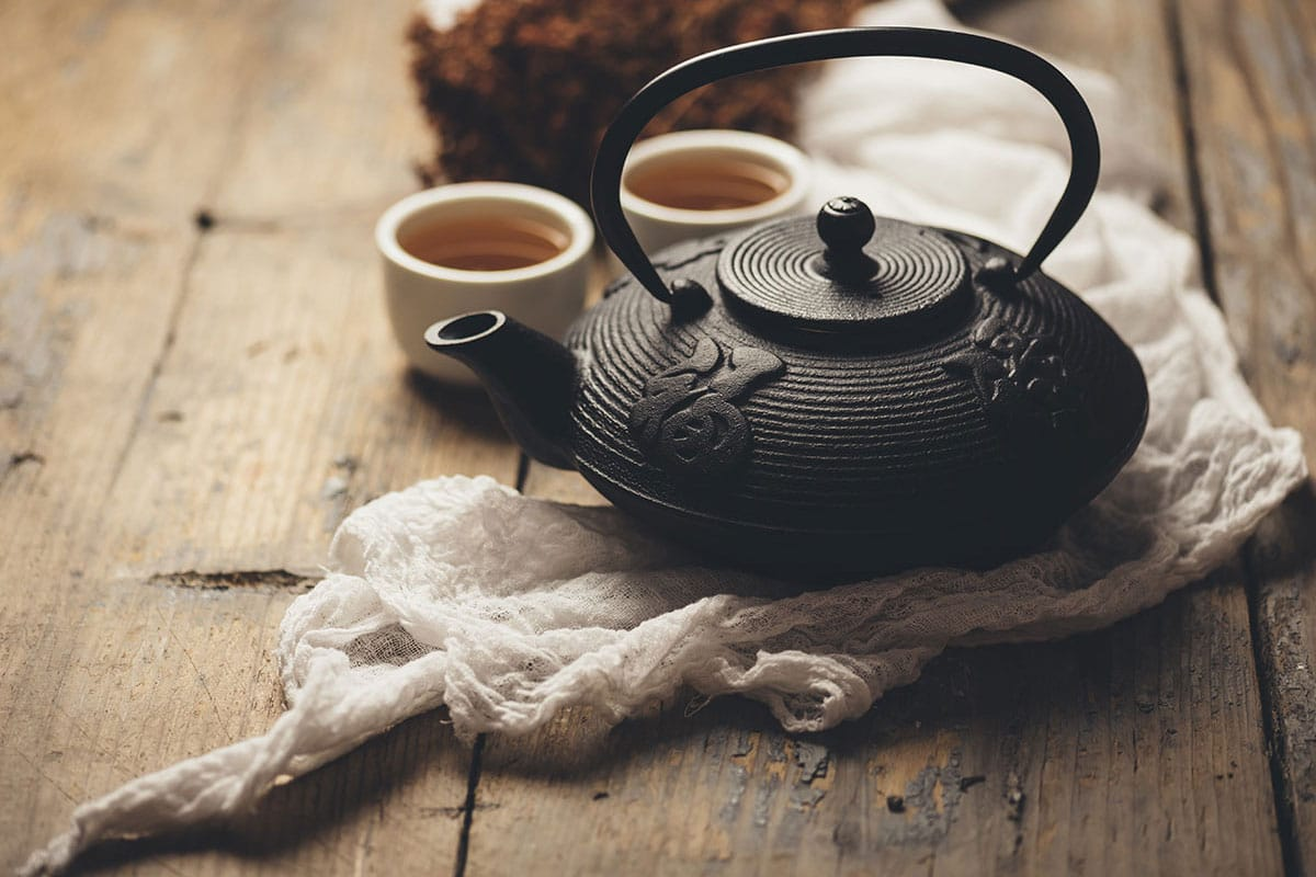 How to Brew Chinese Green Tea